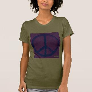 PURPLE PEACE T-SHIRTS
