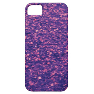 Purple Pebbles Barely There iPhone 5 Case