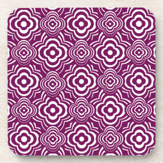 Purple Peddler Coaster