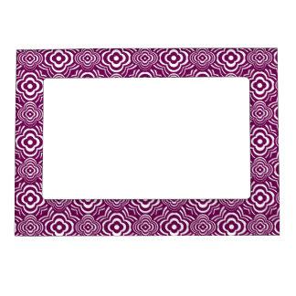 Purple Peddler Magnetic Picture Frame