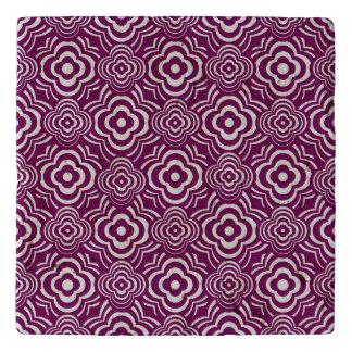 Purple Peddler Trivets