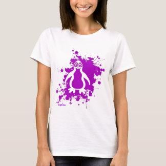 Purple penguin T-Shirt