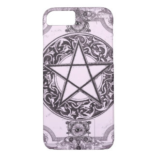 Purple Pentacle Case-Mate Barely There iPhone Case