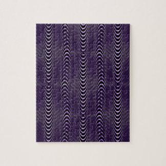 Purple People's Illusions.... Jigsaw Puzzle