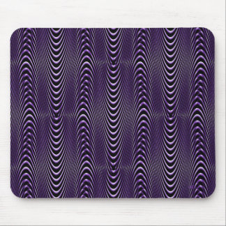 Purple People's Illusions.... Mouse Pad