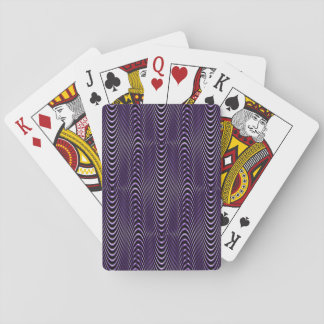 Purple People's Illusions.... Playing Cards