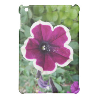 Purple Petunia iPad Mini Cover