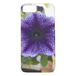 PURPLE PETUNIA iPhone 8/7 CASE