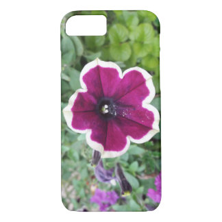 Purple Petunia iPhone 8/7 Case