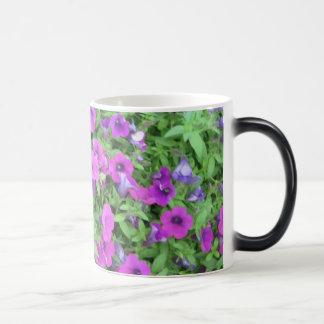 Purple Petunias Mug