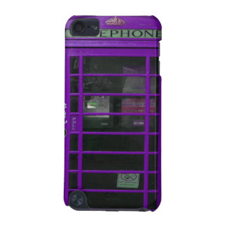 purple phone booth iPod touch 5G covers