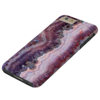 """purple phone case"" tough iPhone 6 plus case"