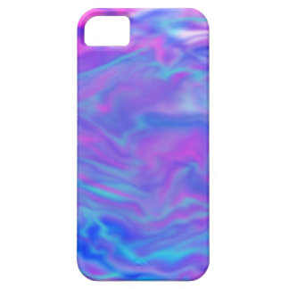 Purple, Pink, and Blue Tye-Dye Phone Case iPhone 5 Cases
