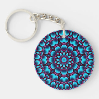 Purple Piper Acrylic Keychains, 6 styles Key Ring