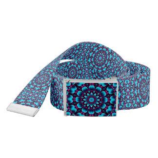 Purple Piper Kaleidoscope    Custom Belts Belt
