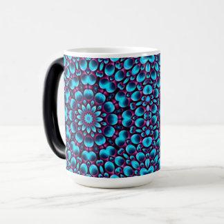 Purple Piper Vintage Kaleidoscope Morphing Mug
