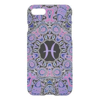 Purple Pisces Mandala iPhone 8/7 Case