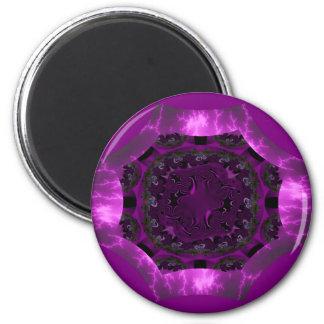Purple Pleasure Magnet