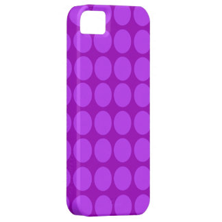 Purple Polka Dots iPhone Case iPhone 5 Covers