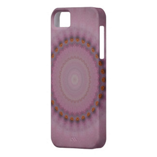 Purple Prickly Pear iPhone 5/5S Cover