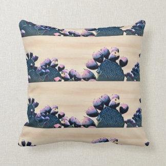 Purple Prickly Pear Cushion