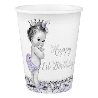 Purple Princess 1st Birthday
