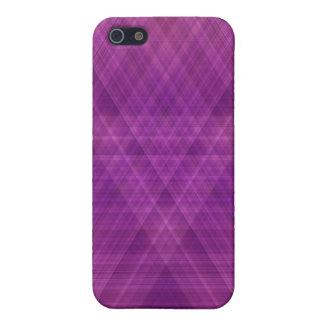 Purple Print iPhone Case 4 iPhone 5 Case
