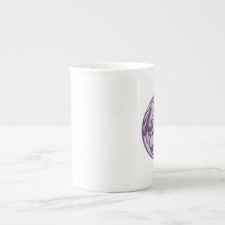 purple pug mug