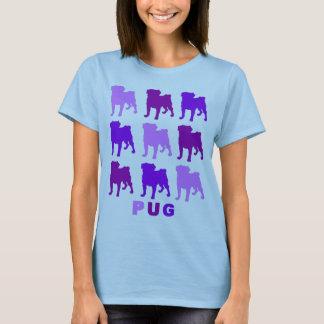 Purple Pugs T-Shirt