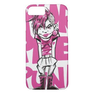 Purple Punk iPhone 8/7 Case