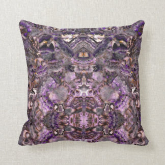 Purple Quartz Cushion