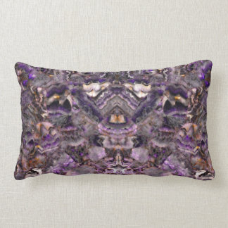 Purple Quartz Lumbar Cushion