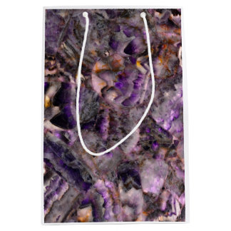 Purple Quartz Medium Gift Bag
