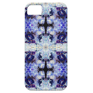 Purple Rabbit Yoga iPhone Case by deprise