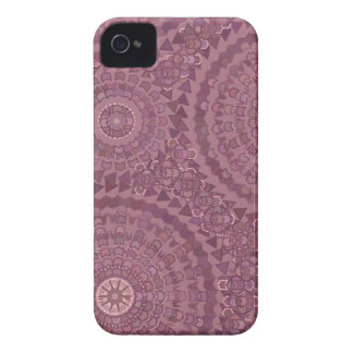 Purple Rain Drops iPhone 4 Case-Mate Cases