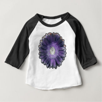 Purple Rain gerbera Baby T-Shirt