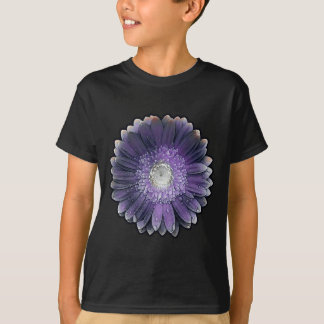 Purple Rain gerbera T-Shirt