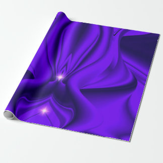 Purple Rainbow Dream - Two Stars Wrapping Paper