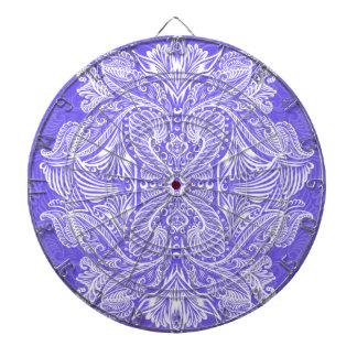 Purple, Raven of mirrors, dreams, bohemian Dartboard