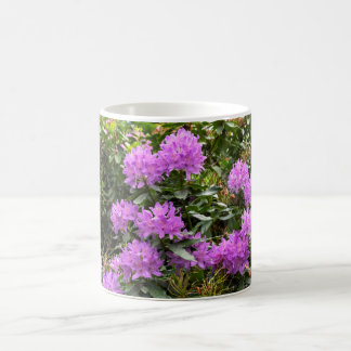 Purple Rhododendron flowers Coffee Mug
