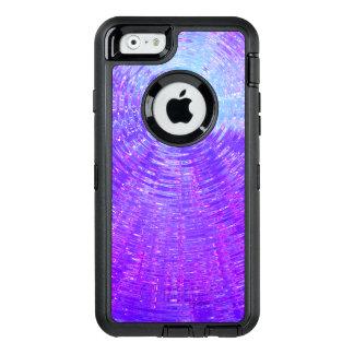 Purple Ripples OtterBox iPhone 6/6s Case
