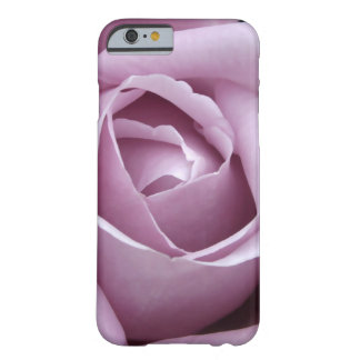 Purple Rose Barely There iPhone 6 Case
