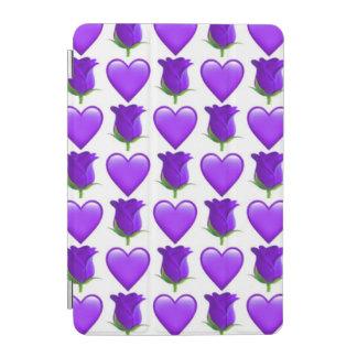 Purple Rose Emoji iPad mini Smart Cover iPad Mini Cover