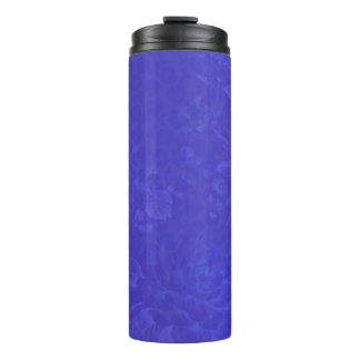 Purple Rose Garden Tumbler