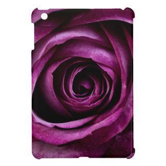 Purple Rose iPad Mini Case
