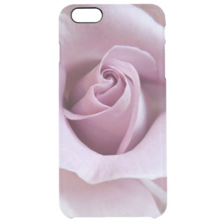 Purple Rose Wedding Photo Clear iPhone 6 Plus Case