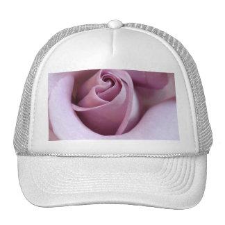 Purple Rose Wedding Photo Trucker Hat