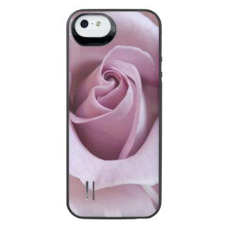 Purple Rose Wedding Photo iPhone SE/5/5s Battery Case