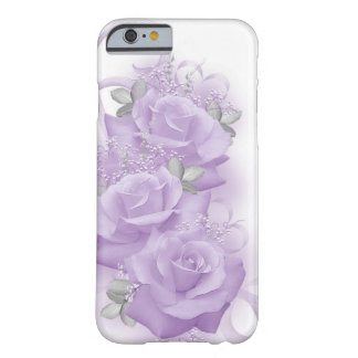 Purple Roses iPhone 6 case Barely There iPhone 6 Case