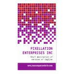 Purple Rust Pixel Modulation